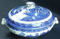 Wedgwood Willow Blue