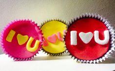 #Iloveyou #loveisintheair #sweetsugardream #love #cupcake #diadosnamorados #heart