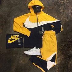 Image may contain: people standing Cute Nike Outfits, Swag Outfits Men, Cute Lazy Outfits, Tomboy Outfits, Teenager Outfits, Dope Outfits, Trendy Outfits, Fashion Outfits, Mens Fashion
