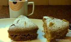 Ginger Cake, plus how to make candied ginger Cake Recipes, Dessert Recipes, Cinnamon Powder, Moist Cakes, Cake Tins, Cake Batter, Delicious Desserts, Icing, Sweet Tooth