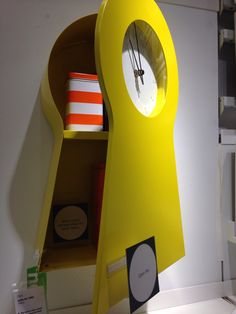 Charmant This Clock From IKEA Is The Perfect Blend Of Whimsy And Function. Itu0027s  Bright Colors