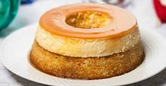 Não Perca!l Bolo Pudim - # #bolo #doce #pudim #Receitas #sobremesa
