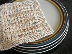 Ravelry: All Washed Up pattern by Jill Arnusch, free pattern