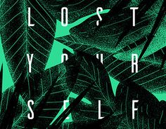 "Check out new work on my @Behance portfolio: ""Lost yourself"" http://be.net/gallery/58476005/Lost-yourself"