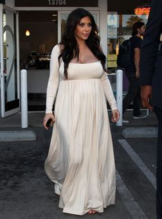 Kim Kardashian In ShermanOaks