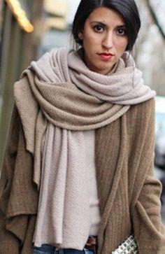 cashmere wrap | souchi.com
