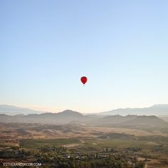 fly in a hot air balloon in temecula