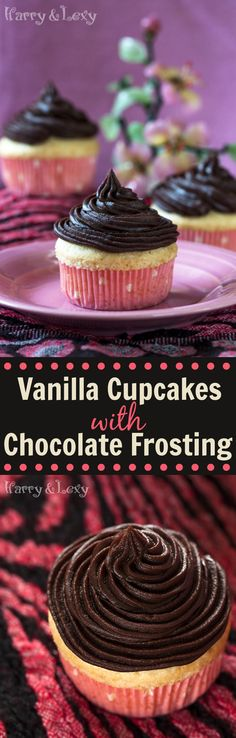 If you're looking for a classic and easy recipe for vanilla cupcakes, look no further, this one is just for you! Combine with your favourite frosting!