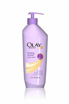 No. 4: Olay Body Firming Reviver Body Lotion, $11.49, 6 Best Body Firming Products -- and the 4 Worst