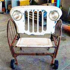 piece I admire at Recycled Salvage Design http://www.recycledsalvage.com #repurposed #repurposedart #recycledart #reclaim #recycler #recycledsalvagedesign #recycledsalvage #raymondguest #vintagecar #cars #car #truckdaily #truck #trucks #truckdaily #trucking #jeeplife #jeep  https://www.facebook.com/photo.php?fbid=914212381977043&set=a.40.. 5.94459.100001648692147&type=1&theater