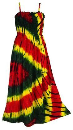 Good Karma Tie-dye Sundress