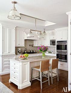 Elissa Cullman Modern Kitchen Design | Architectural Digest