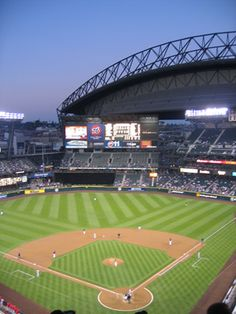 Safeco Field - Seattle, WA. Mariners vs. Red Sox - September 2010
