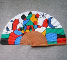 Gustav Klimt, Claude Monet, Paper Fans, Medieval, Hand Fans, Artworks, Paintings, Pipes, Painted Fan
