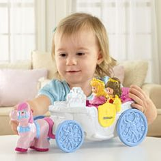 Little People® Disney Princess Coach Product Image