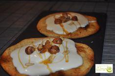 Torta de aceite con crema de mascarpone y miel @INESROSALESsau http://www.lospostresdeelena.com/2018/02/torta-de-aceite-con-crema-de-mascarpone.html #Recetas #Tortas #Tenerife #Canarias #España #Mascarpone #Miel