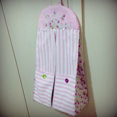 Portapannolini, per bimbi; cucito creativo; stoffa; handmade ; homemade