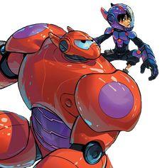 New movie big hero 6