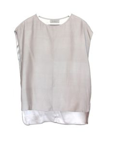 Seamed Sail Top / H036