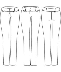Safran High Waisted Skinny Jeans Sewing Pattern | Sew Crazy and ...