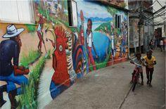 Museu de Favela (MUF) - Rio de Janeiro