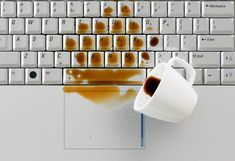 Drowned your keyboard in coffee? Dropped your laptop? The experts weigh in on the best computer fixes, as well as the dangers of DIY computer repairs. Coffee keyboard fix.