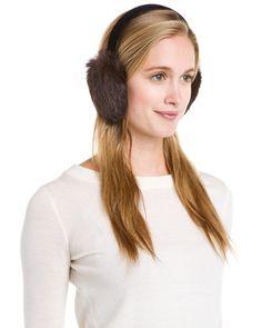 Surell Accessories Women's Brown Earmuff is on Rue. Shop it now.