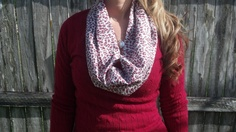 Infinity Scarf by CaraLeAnnDesigns on Etsy, $25.00