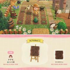 Animal Crossing 3ds, Animal Crossing Qr Codes Clothes, Garden Animals, Farm Animals, Fruit Animals, Animal Games, My Animal, Motif Acnl, Ac New Leaf