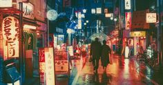 Masashi Wakui is a self-taught Japanese photographer who hides in the dark corners of Tokyo to document the city like a scene from an intimate fairytale. Focusing on the Japanese metropolis during the night, Wakui brings out its mesmerizing vibrant colors. He perfectly captures the poetry of Tokyo's lively narrow streets, filled with buzzing neon signs and mysterious figures.