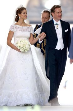 Princess Madeleine - The Wedding Of Princess Madeleine & Christopher O'Neill