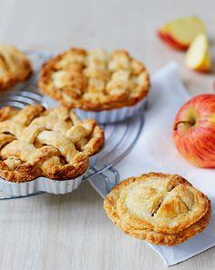 Cynthia Barcomi Rezept :: Apfelkuchen mit klassischen Apfelsorten