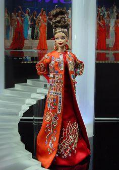 Miss Hungary 2013/14 by Ninimomo Dolls