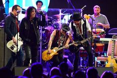 JOE PERRY Jams Live with JOHNNY DEPP & ALICE COOPER at 32nd ANNUAL NAMM TEC AWARDS, CREATIVE & TECHNICAL ACHIEVEMENT WINNERS ANNOUNCED Posted on January 21, 2017
