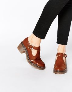 Image 1 of Pull&Bear Brown Heeled Sandal