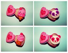 Cute felt Brooches ice cream Halloween brooch от AmiraliFelt