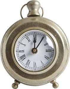 Quincy Table Clock