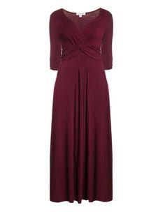 Sweetheart neckline maxi dress by Kiyonna. Shop now: http://www.navabi.us/dresses-kiyonna-sweetheart-neckline-maxi-dress-black-16176-4100.html?utm_source=pinterest&utm_medium=social-media&utm_campaign=pin-it