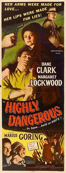Highly Dangerous (1950 film)