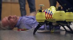 Every year a million people suffer from cardiac arrest in Europe and face a mere 8% survival rate due to slow response times of emergency services. Alec Momont seeks to improve existing emergency infrastructure with a network of drones capable of saving lives. His drone can speed to a location within 1 minute, when it would take an ambulance ten.