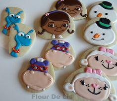 Doc Mcstuffins, by Flour De Lis