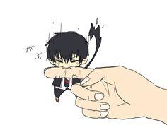 Aaaaaw sooooo cute! I want him as my pet