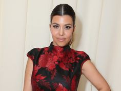 This is how Kourtney Kardashian feels about Kimye's controversial Vogue cover...