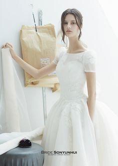 웨딩드레스 더웨드가 좋아하는 켈리드레노 ♥ - 브라이드 손윤희 편 - : 네이버 포스트