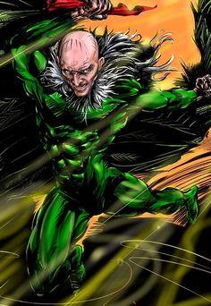 The Vulture #comics #art Marvel Comic Character, Marvel Comic Books, Marvel Dc Comics, Marvel Heroes, Comic Books Art, Captain Marvel, Comic Art, Epic Characters, Comic Book Characters