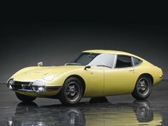 Toyota 2000 GT Coupé - 1967