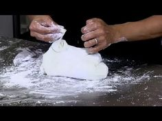 How to Make Instant Fondant : Fondant Recipes with mini marshmellows. Ingreditents listed below in the comments of reviews.