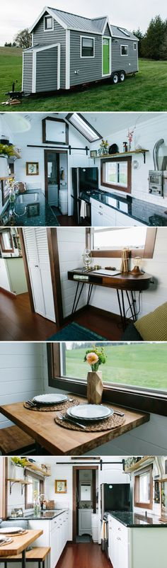 The Emerald tiny house from Tiny Heirloom