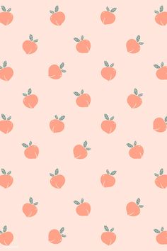 Download free image of Hand drawn peach patterned background by marinemynt about peach backgrounds, picture, wallpaper pink, mobile peaches, and peach 2356751
