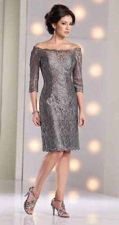 Mon Cheri Social Occasions Mother of the Bride Dress 213899